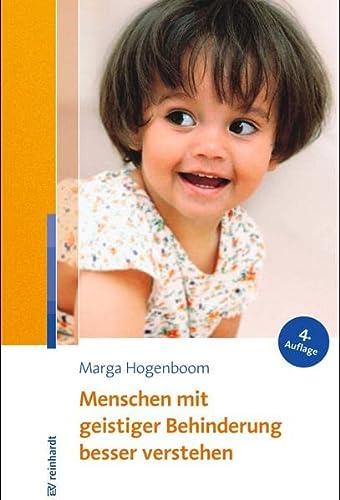 9783497024629: Menschen mit geistiger Behinderung besser verstehen: Angeborene Syndrome verständlich erklärt