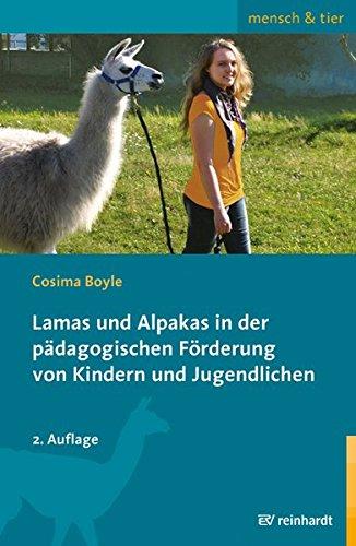 9783497025251: Lamas und Alpakas in der pädagogischen Förderung von Kindern und Jugendlichen