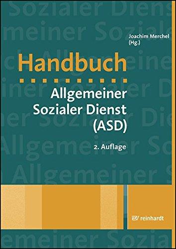 Handbuch Allgemeiner Sozialer Dienst (ASD): Joachim Merchel