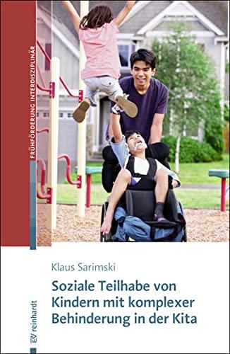 9783497025886: Soziale Teilhabe von Kindern mit komplexer Behinderung in der Kita