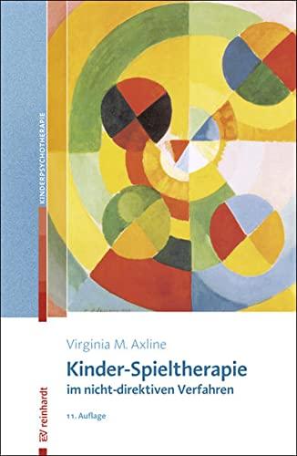 9783497025985: Kinder-Spieltherapie im nicht-direktiven Verfahren