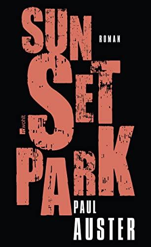 9783498000820: Sunset Park