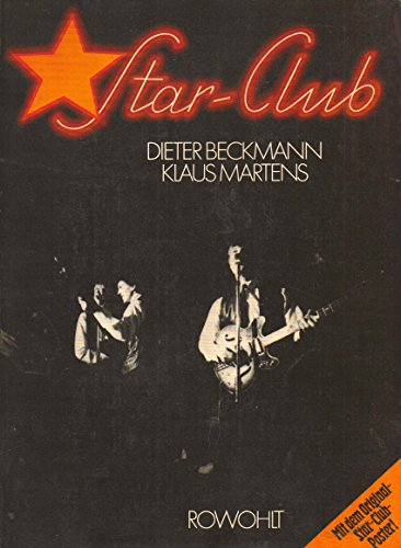 9783498004590: Star-Club (German Edition) [Jan 01, 1980] Beckmann, Dieter
