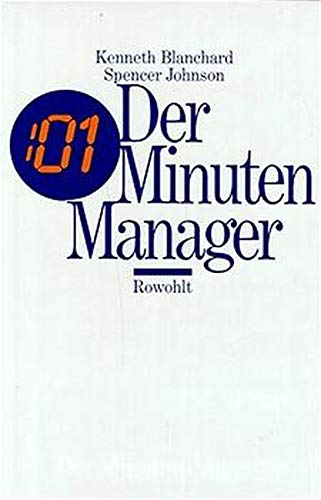 One Minute Manager (German Edition) (3498004808) by Blanchard, Kenneth H.