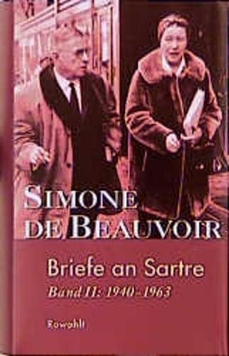 9783498005467: Briefe an Sartre II. 1940 - 1963