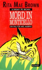 9783498005856: Mord in Monticello. Roman