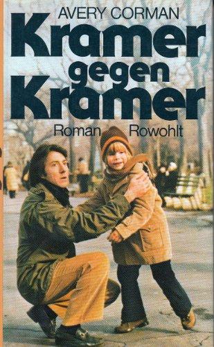 9783498008499: Kramer gegen Kramer. Roman