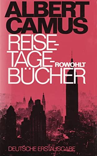 9783498008505: Reisetagebücher.