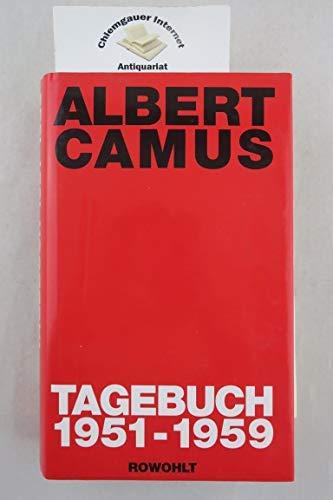 9783498008895: Tagebuch März 1951 - Dezember 1959