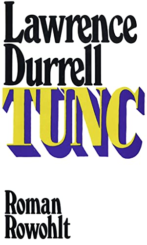 Tunc - Durrell, Lawrence