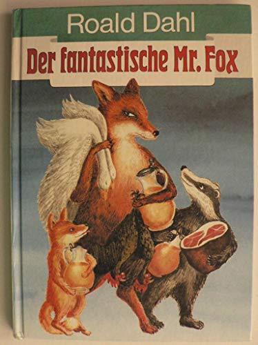 9783498012328: Der fantastische Mr. Fox