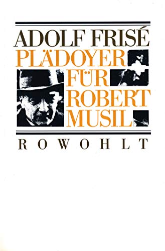 9783498020552: Plädoyer für Robert Musil