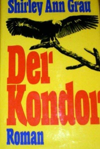 9783498024130: Der Kondor. Roman