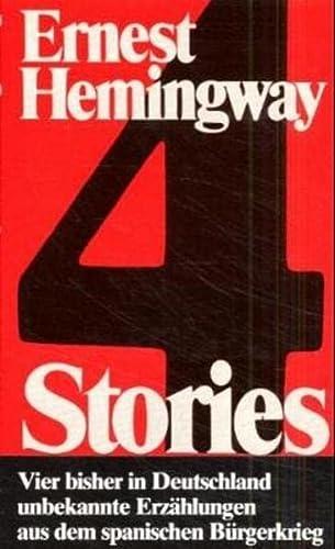 9783498028473: Vier Stories aus dem spanischen Bürgerkrieg.
