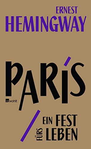 9783498030087: Paris, ein Fest fürs Leben
