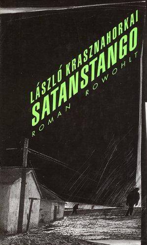 Satanstango : Roman. - signiert: Krasznahorkai, Laszlo