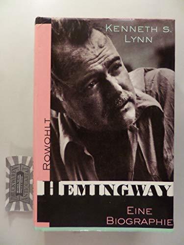 9783498038519: Hemingway. Eine Biographie