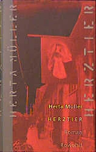 Herztier. Roman - signiert: Müller, Herta
