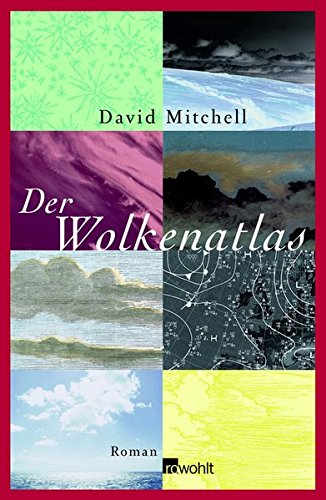 Der Wolkenatlas (9783498044992) by David Mitchell