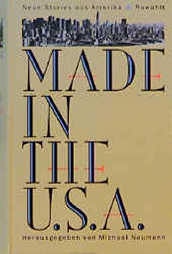 9783498046699: Made in the U.S.A.. Neue Stories aus Amerika