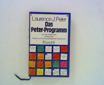 Das Peter - Programm (9783498052225) by Laurence J. Peter