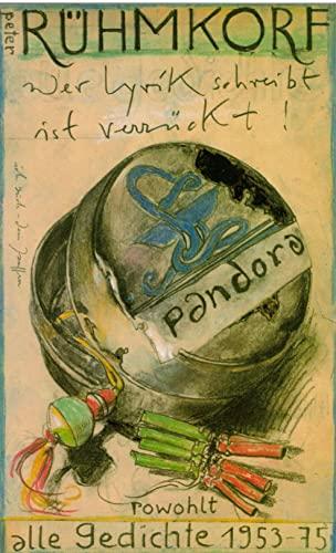 Gesammelte Gedichte: Peter Rühmkorf
