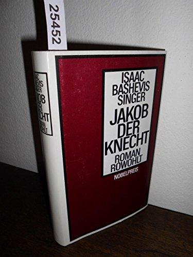 9783498060701: Jakob der Knecht