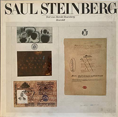 9783498061319: Saul Steinberg