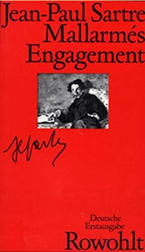 9783498061630: Mallarmes Engagement: Mallarme (1842-1898)