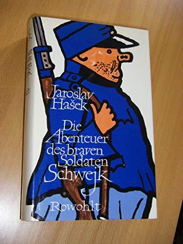 9783498091798: Die Abenteuer des braven Soldaten Schwejk
