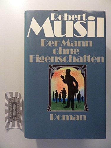 9783498092757: Der Mann ohne Eigenschaften: Roman