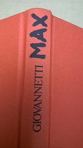 Max oder Die Tücken des Objekts: 40: L Giovannetti, Pericle: