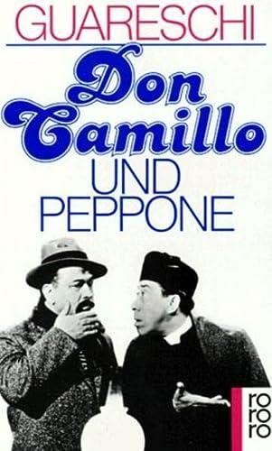 Don Camillo und Peppone - GUARESCHI Giovannino