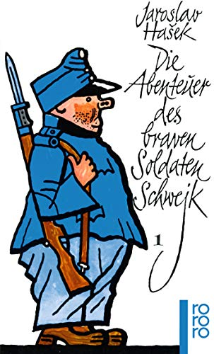Die Abenteuer des braven Soldaten Schwejk, Band 1 - Hasek, Jaroslav