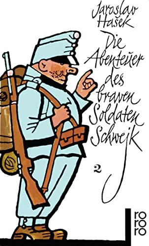 9783499104114: Die Abenteuer DES Braven Soldaten Schwejk 2 (German Edition)