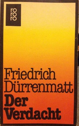 9783499104480: Der Verdacht (German Edition)