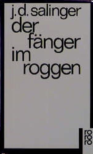 Der Fanger Im Roggen: J. D. Salinger