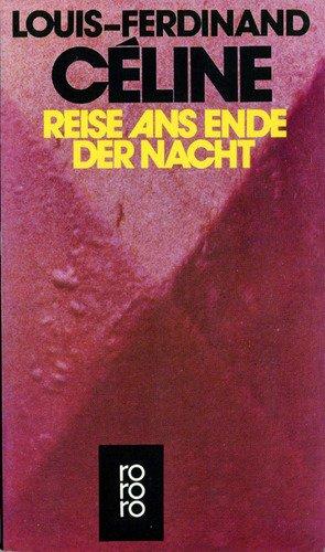 9783499110214: Reise ans Ende der Nacht (7037 210). Roman.