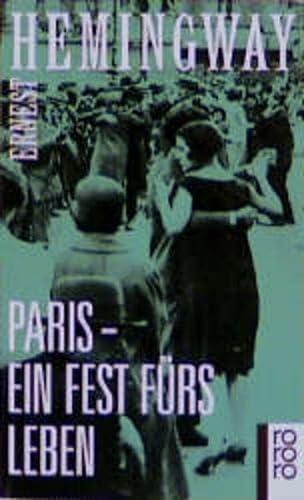 9783499114380: Paris - ein Fest fürs Leben