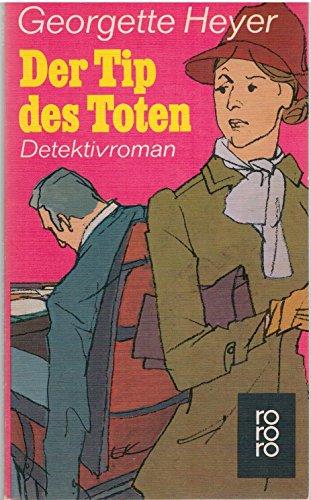 9783499119194: Der Tip des Toten.