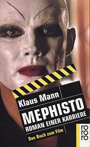 Beispielbild für Mephisto. Roman einer Karriere. zum Verkauf von medimops
