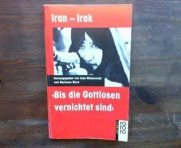 9783499121333: Iran-Irak: