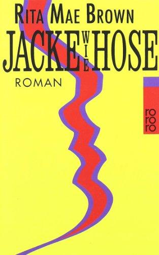 9783499121951: Jacke wie Hose: Roman
