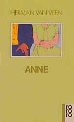 9783499124914: Anne
