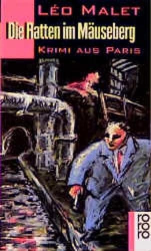 9783499129186: Die Ratten im M�useberg. Krimi aus Paris. 14. Arrondissement