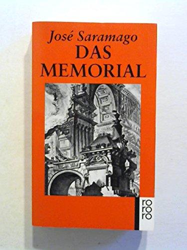 9783499131080: Das Memorial. Roman