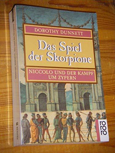 Das Spiel der Skorpione (3499133768) by Dorothy Dunnett