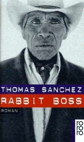 9783499134791: Rabbit Boss. Roman