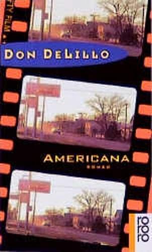 9783499134807: Americana. Roman