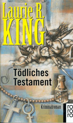 9783499138898: Tödliches Testament. Kriminalroman.
